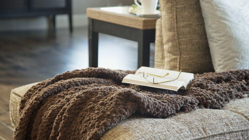 Химчистка пледов одеял